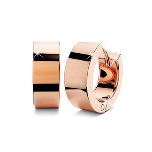Elena Mini Huggie Earrings