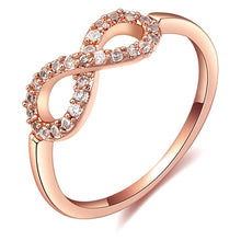 Infinity Love Ring - Brilliant Co