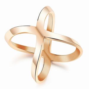 Infinite Curves Ring - Brilliant Co