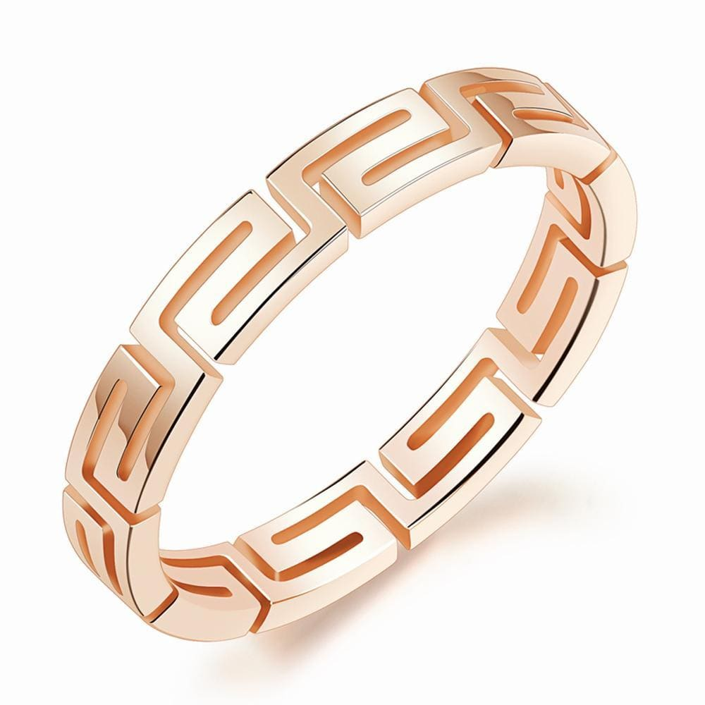 Linear Dress Ring - Brilliant Co