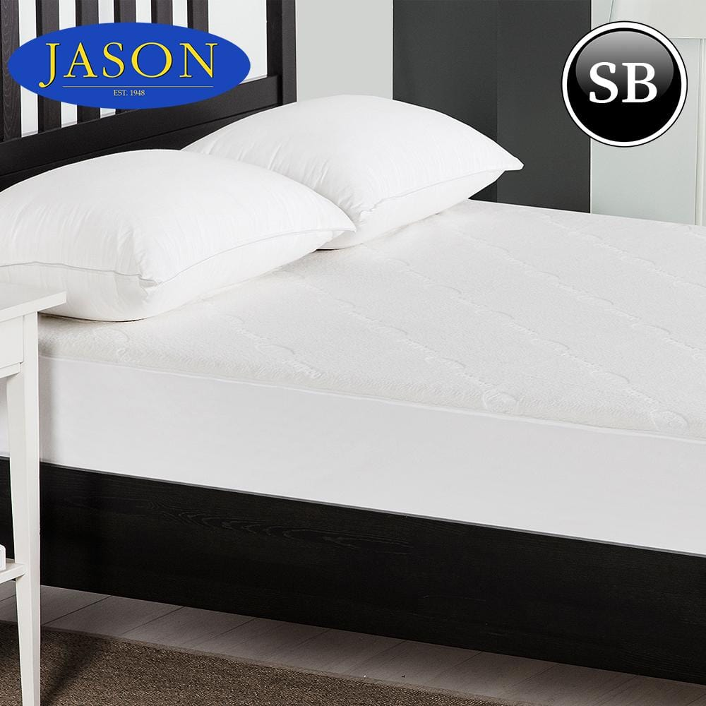 Bamboo Waterproof Mattress Protector - Single - Brilliant Co