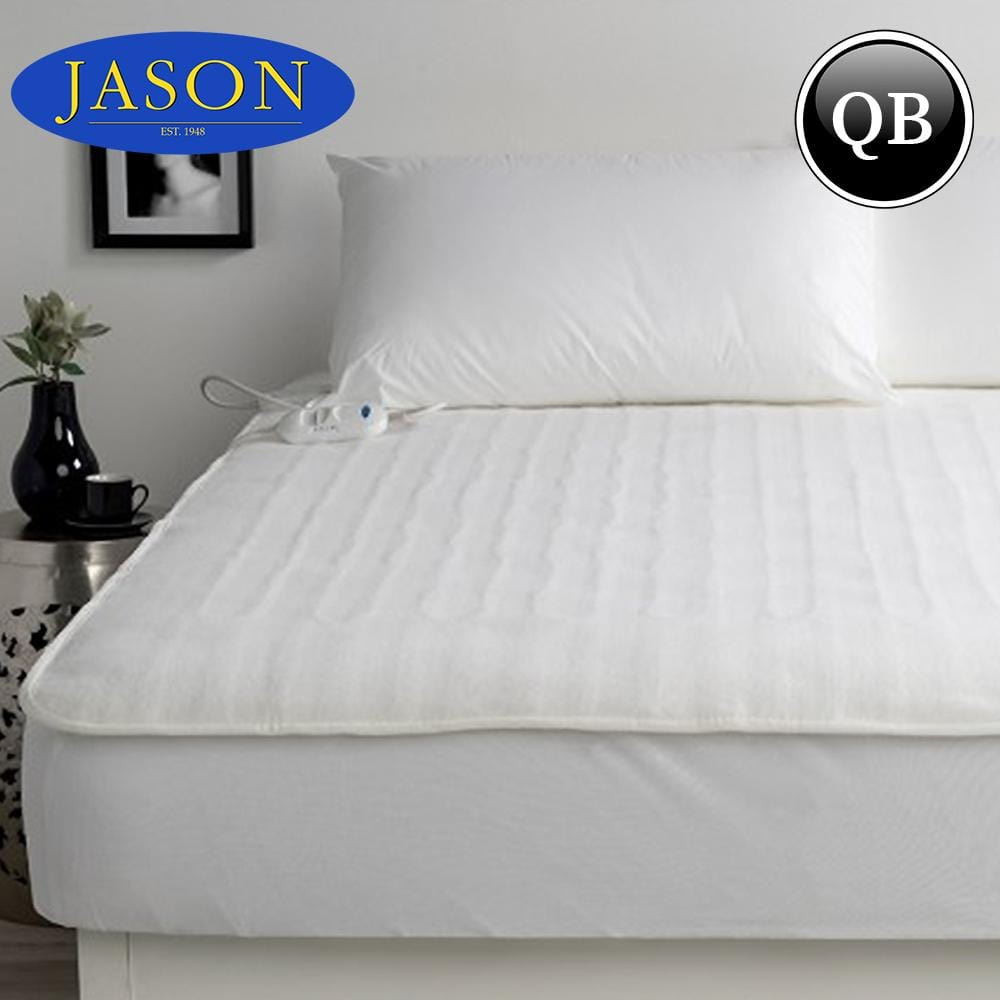 Jason Electric Blanket Washable Fully Fitted - Queen - Brilliant Co