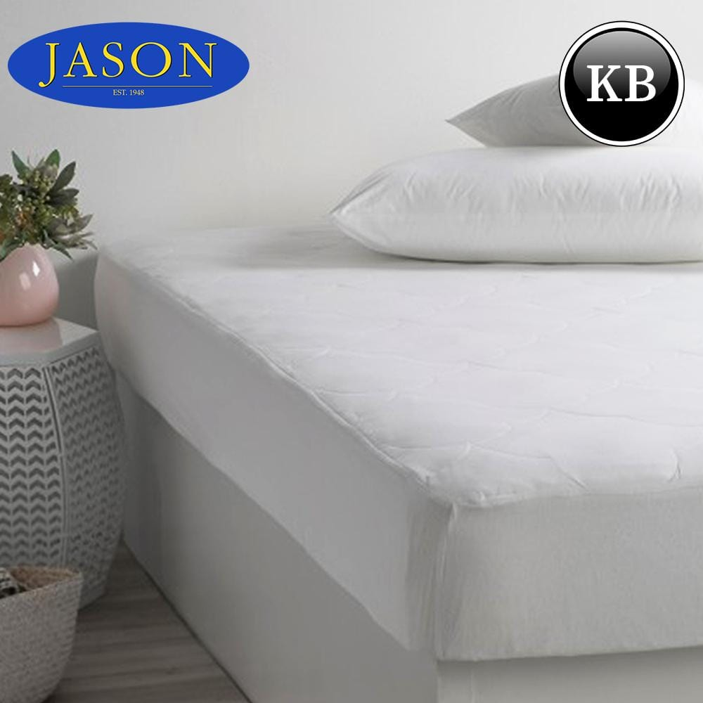 Australian Cotton Mattress Protector - King - Brilliant Co