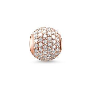 Karma Bead Pave - Brilliant Co