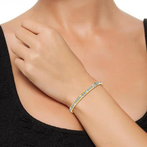 360 Classic Bangle Featuring Crystals From Swarovski®