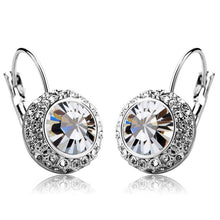 Load image into Gallery viewer, Manichi Earrings Embellished with Swarovski crystals - Brilliant Co