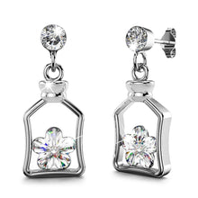 Cutie Star Earrings Embellished with Swarovski crystals - Brilliant Co