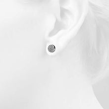 Load image into Gallery viewer, Pave Earrings Embellished with Swarovski crystals - Brilliant Co