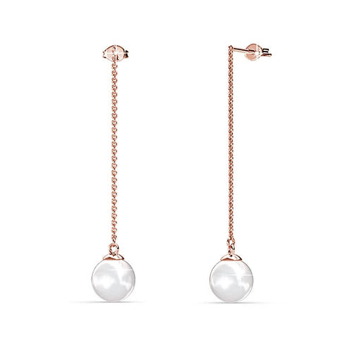 Katarina Pearl Drop Earrings
