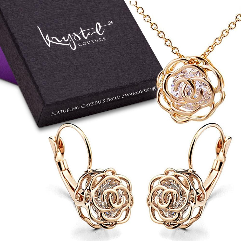 The Gold Rose Set - Brilliant Co