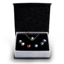 7Day Boxed Pendant Set Embellished with Swarovski crystals - Brilliant Co