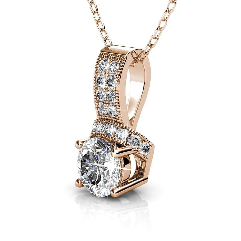 Deluxe Pendant Embellished with Swarovski crystals - Brilliant Co