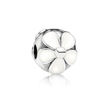 Daisy Silver Clip Charm - Brilliant Co
