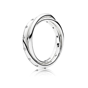 Swirling Symmetry Ring