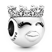 Load image into Gallery viewer, Princess Emoticon Charm - Brilliant Co