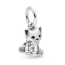 Kitty-Cat Dangle Charm - Brilliant Co