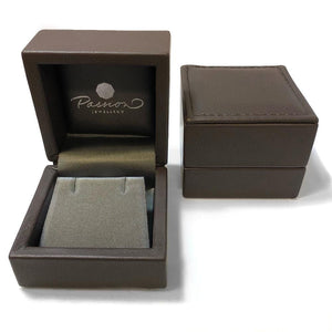 Passion Leatherette Earrings Box - Brilliant Co