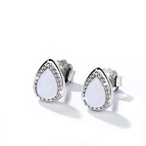 Solid 925 Sterling Silver Cleo Earrings