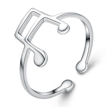 Solid 925 Sterling Silver Happy Hum Ring - Brilliant Co