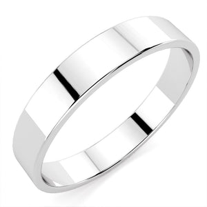Solid Sterling Silver 925 Classic Band