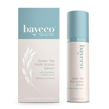 Bayeco Green Tea Multi Action Serum 30ml - Brilliant Co