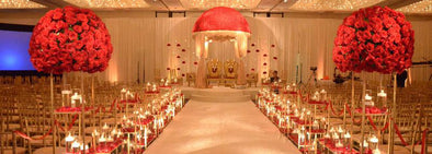 Indian Weddings: 5 Seating Arrangement Styles