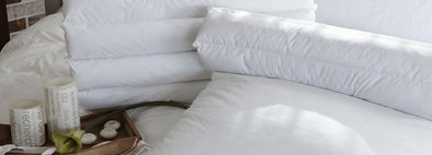 Learn the Different Types of Bed Pillows Once and for All