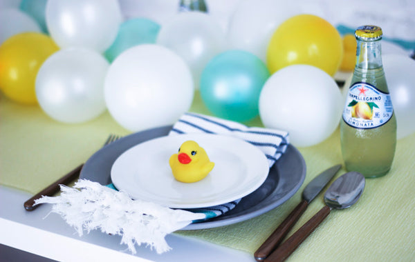 Rubber Duck Tablescape