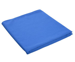 Small Royal Blue Square Tablecloth