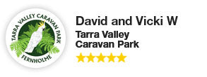 Testimonial Travel Valley Caravan Park.
