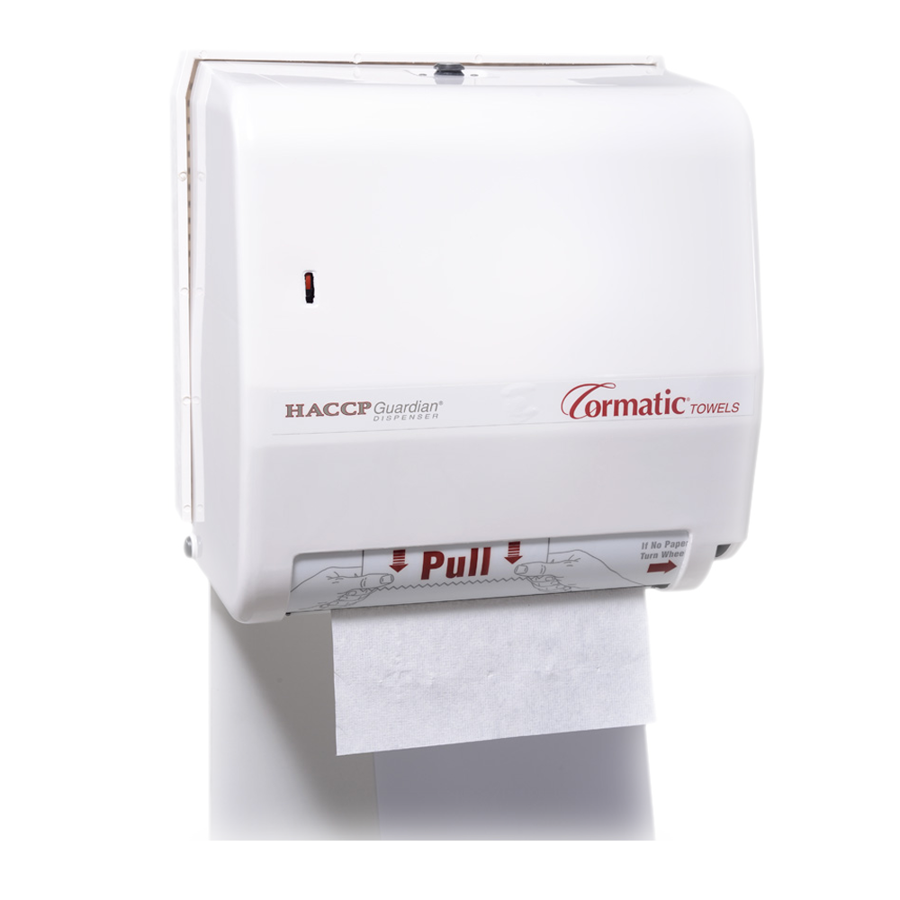 Georgia Pacific- Cormatic Paper Dispenser With Lock