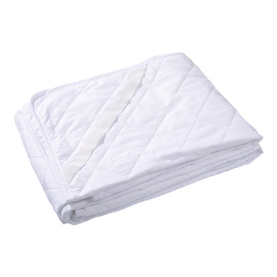 Corner Strapped Quilted Mattress Protector