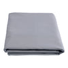 Flat Sheet Bedsheet Charcoal Grey