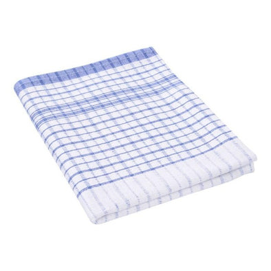 Blue & White Striped Tea Towel