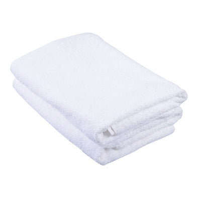 White Cotton Small Bath Towel