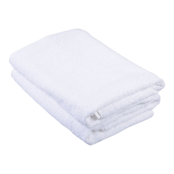 White Cotton Hand Towel