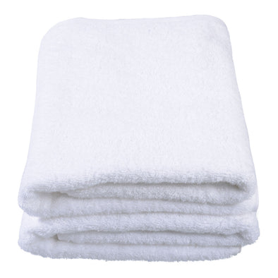 White Cotton Executive Bath Towel