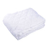 Fitted Skirt Quilted Mattress Protector