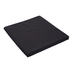Black Square Tablecloth