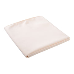 mall Square Ivory Tablecloth