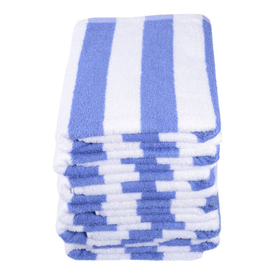 Striped Pool Towel