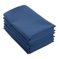 Navy Table Napkin