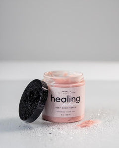 Healing Hibiscus Deep Conditioner - Parker J's