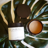 creamy clay cleansing balm