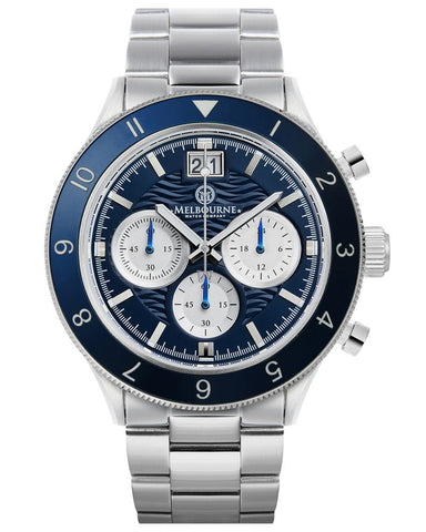 Fitzroy Chrono Blue