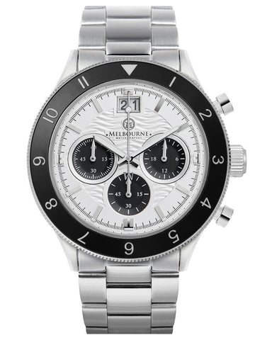 Fitzroy Chrono White