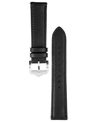 20mm Leather - Nappa - Black