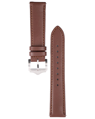 20mm Leather - Nappa - Brown