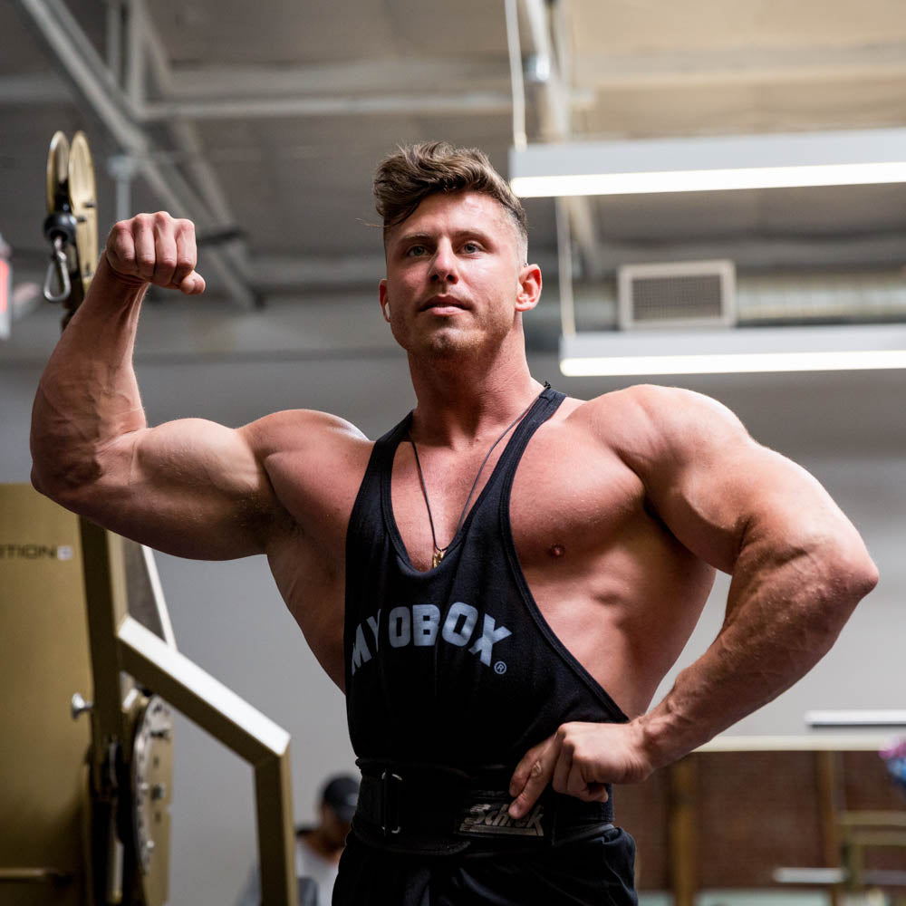 CHEST DAY WITH BRODY SHEMANSKY