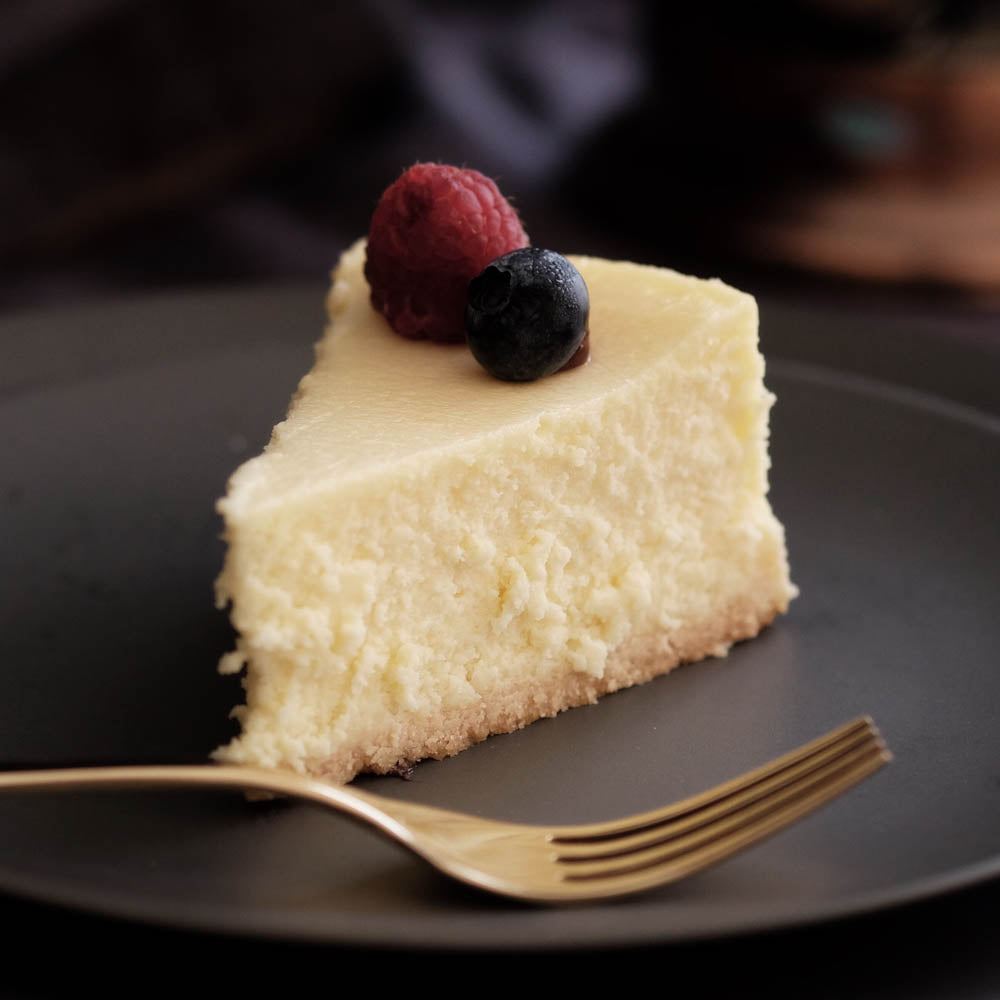 ISOFRACT® Cheesecake? Yes Please :)